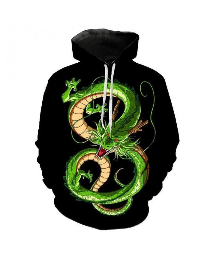 Hoodies Men's 2021 Chinese Dragon Print Hoodie Street Casual Hip Hop Sweatshirts Men High-End Brand Hoody Plus Size Coat Jacket