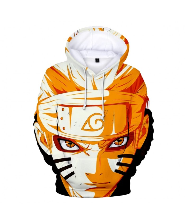 Autumn And Winter Men's And Women's Hoodie Harajuku Anime Sweatshirt 3d Printing Cartoon Character Naruto Long Sleeve Top