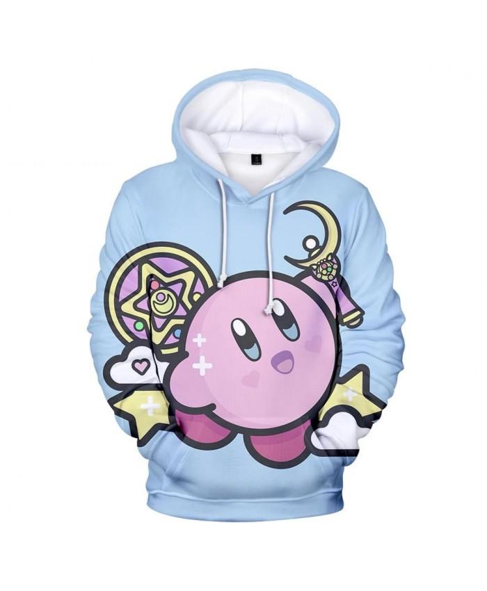 Popular kirby 3D Hoodies Men Women Sweatshirts Harajuku Kids Hoodie children pullovers 3D kirby Hoodies boys girls Autumn Hooded