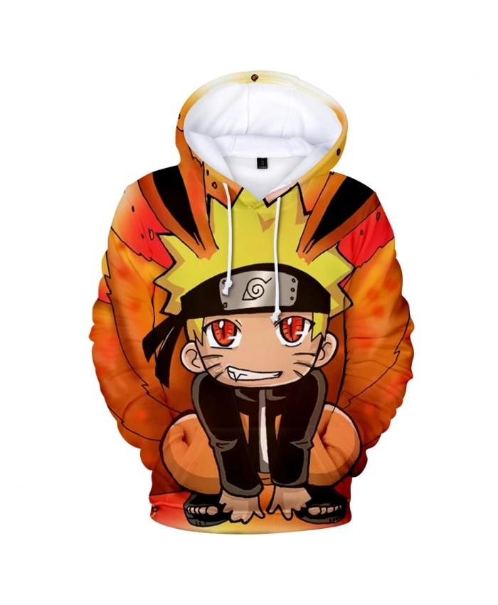 2021 Hot Animation 3D Naruto Hoodies Men women Fashion Hip Hop Harajuku 3D Print Naruto Men's Hoodies Plus Size XXS-4XL