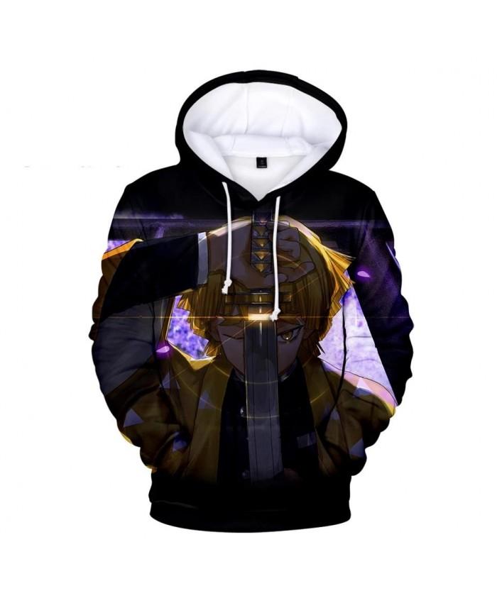Hot Arrive Ghost Blade 3D Hoodies Sweatshirts Men Women Fashion Kids Hoodies Sweatshirts 3D Demon Slayer children's pullovers