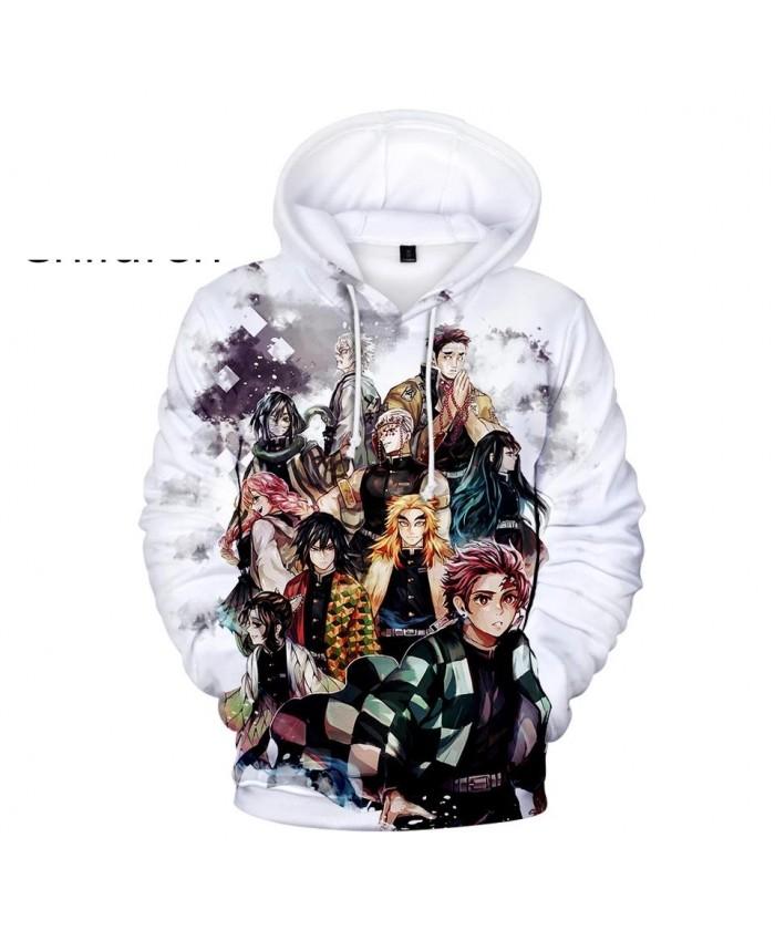 Hot casual print 3D Ghost Blade hoodie sweatshirt men women hooded Autumn comfortable Kids hoodie New Demon Slayer children Tops