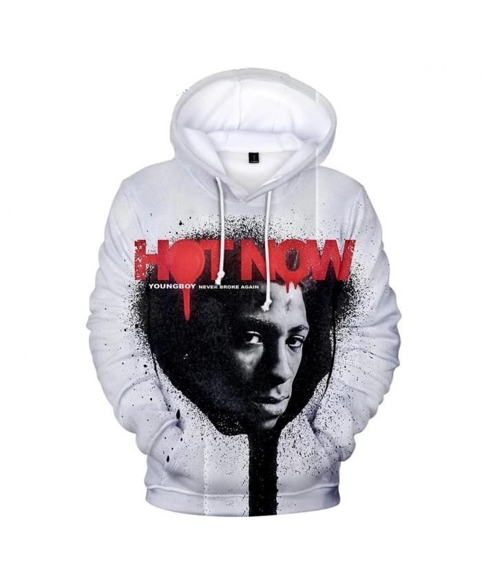 Hot Now Youngboy Never Broke Again Hoodies Men women Fashion Hip Hop Harajuku Cotton Youngboy Men's Hoodies Plus Size 4XL