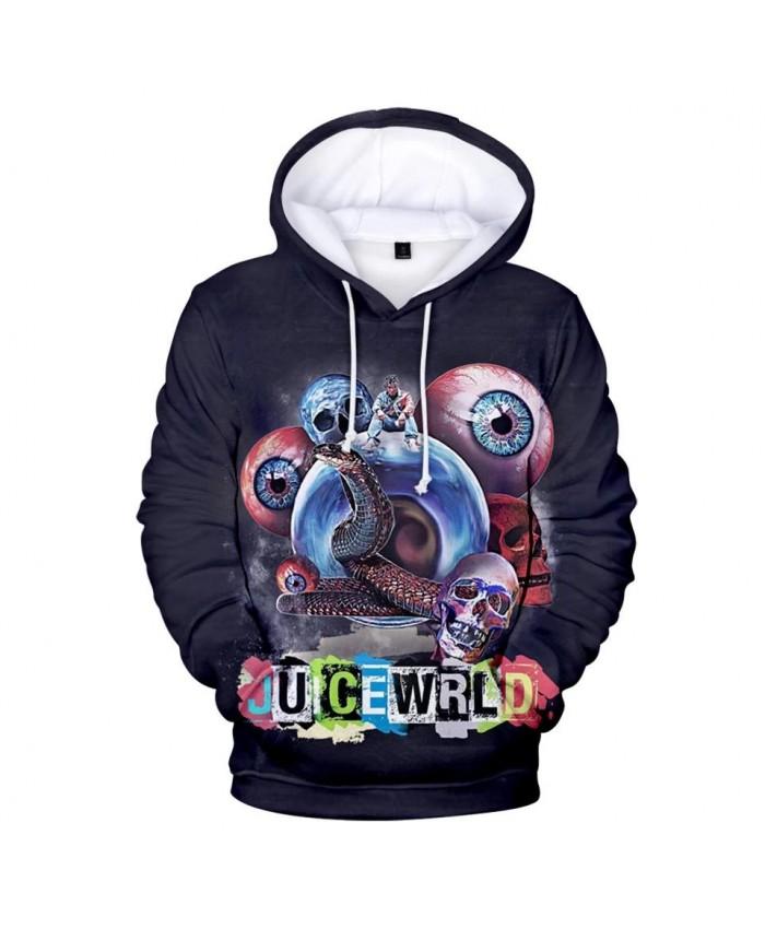 Juice WRLD 3D Hoodies Men Women Streetwear New Hip Hop Sweatshirts Kids Hooded Autumn Long Sleeve Hoodie boys girls Casual Tops