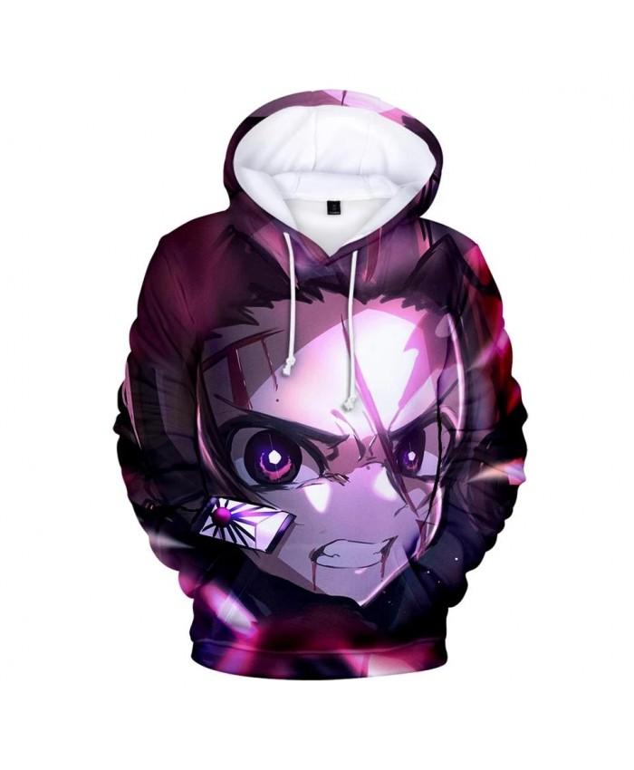 Popular Comic Ghost Blade 3D Hoodies Men Women Casual Sweatshirts New 3D Print Demon Slayer children's Hoodies Boys Girls Hooded