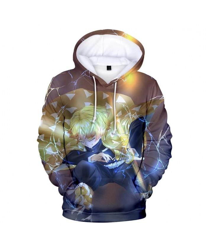 Hot Ghost Blade Series 3D Print Hoodies Men pullovers Comic Women Hooded Casual Autumn3D Sweatshirt Demon Slayer 3D Kids Hoodie