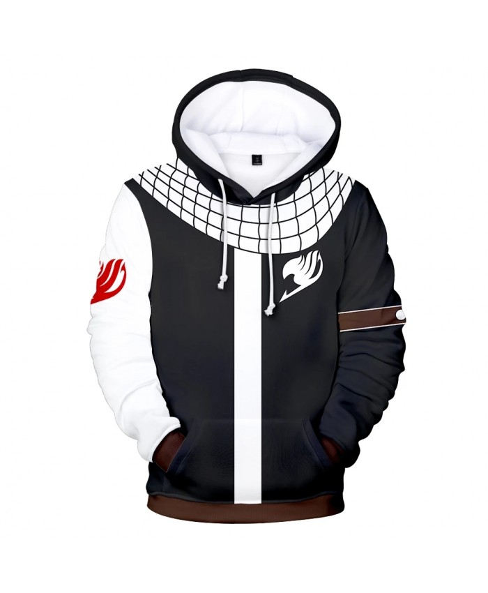 New Fashion 3D Fairy tail Hoodies Men Women Sweatshirts Kids Pullovers Autumn Casual Anime Fairy tail boys girls Suitable Hooded
