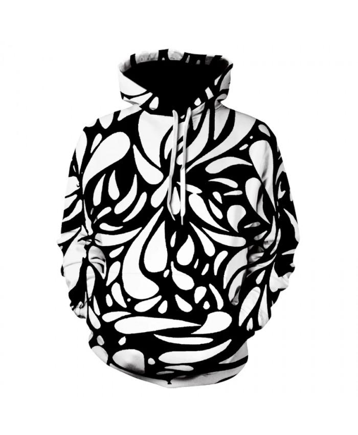 Spring summer 2021 men's casual print long-sleeved hoodie sweatshirts 3D fashion trend vertigo thin sports hoodies