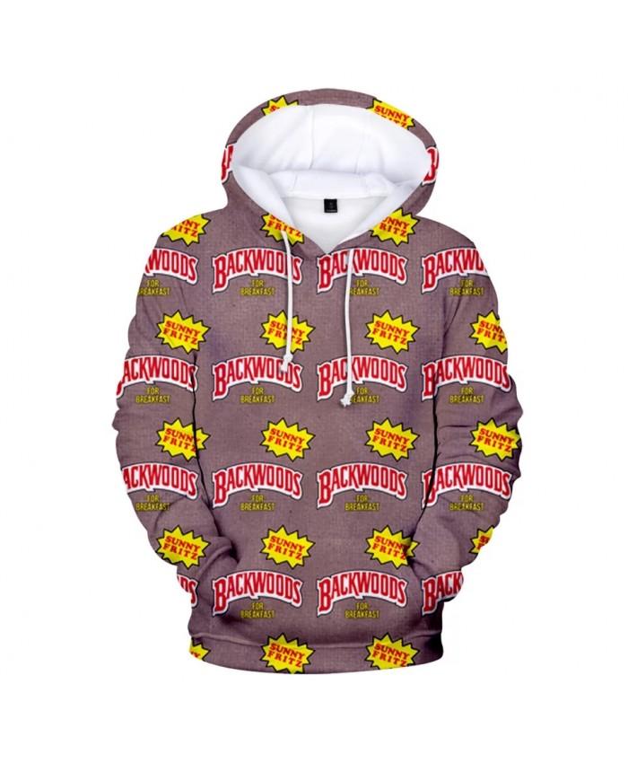 BACKWOODS Hoodies Men women Fashion Harajuku High Quality BACKWOODS Men's Hoodies Sweatshirt