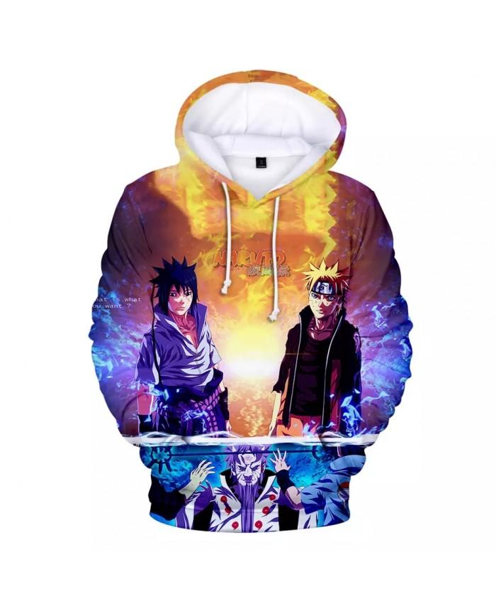 New Cartoon Naruto 3D Hot sale Hoodies Boys girls Casual Autumn Sweatshirts Fashion Hooded Anime Naruto 3D Hoodies Mens Pullover