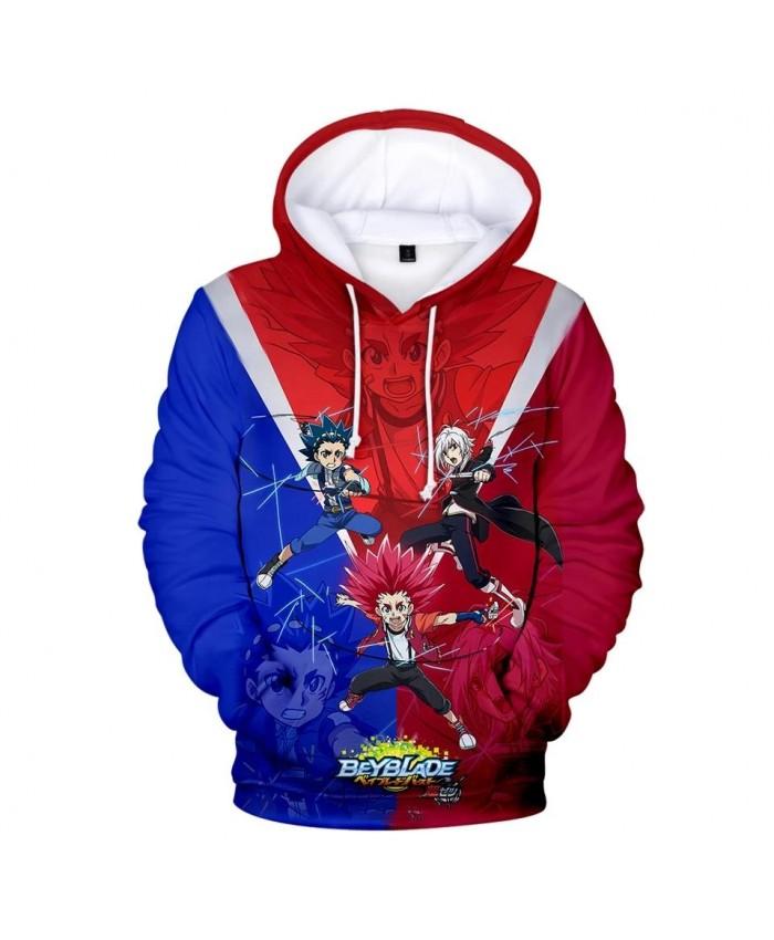 Comfortable Beyblade Burst Evolution 3D Hoodie Handsome men women 3D hoodies Autumn Kids Hooded boys girls Suitable Popular tops
