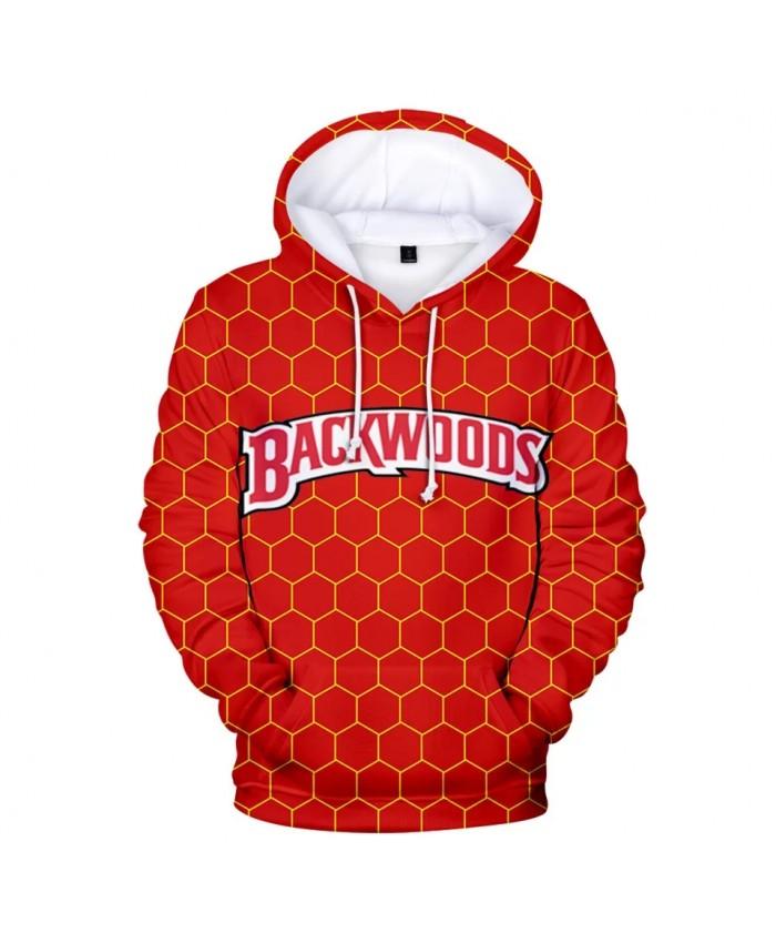 New Hot BACKWOODS Hoodies Men women 3D Print Harajuku High Quality Streetwear BACKWOODS Men's Hoodies Pullover