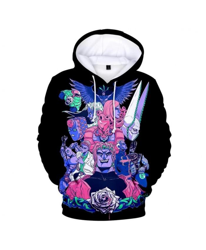 Popular Black 3D Hoodies Men Women Streetwear Kids Hoodies Hot Fashion Printed comic 3D Hoodie boys girls Sweatshirts