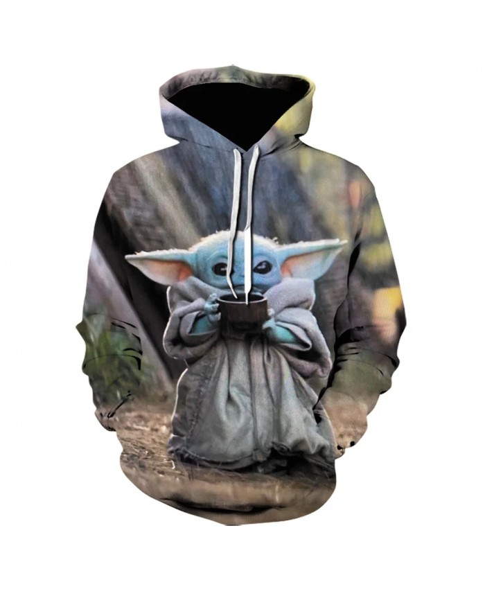 2021 Fall/Winter New3d Printed Men's And Women's Hoodie Children's Cartoon Fashion Sweatshirt Casual Pullover Coat