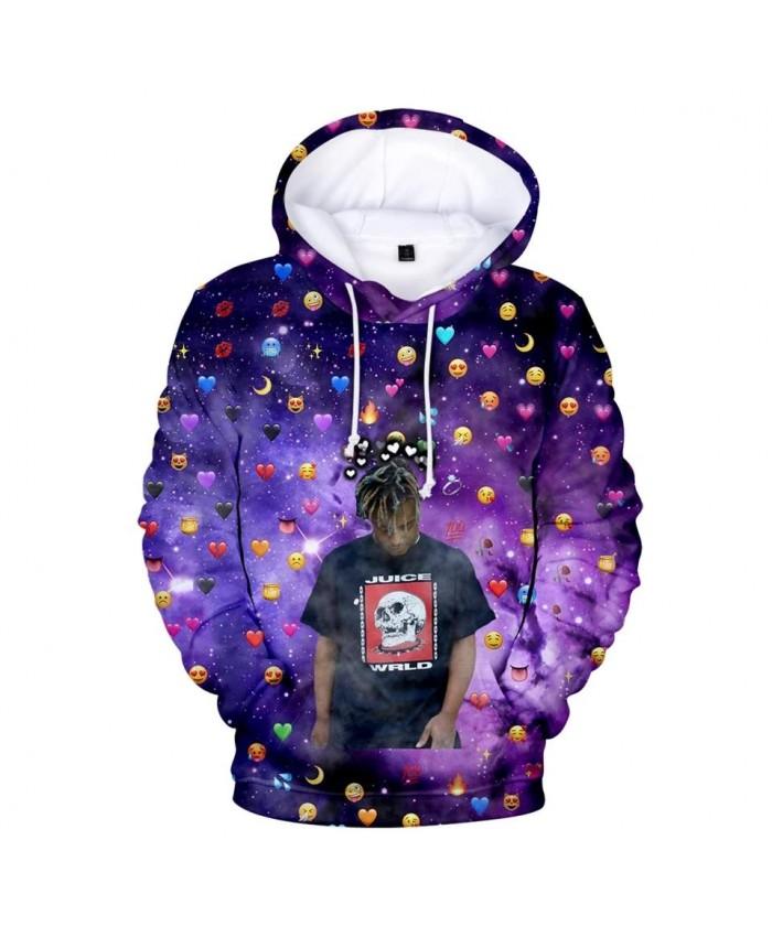 Full pint 3D Juice WRLD Hoodies Men Women Sweatshirts Autumn Hip Hop Kids pullovers suitable 3D Juice WRLD boys girls streetwear