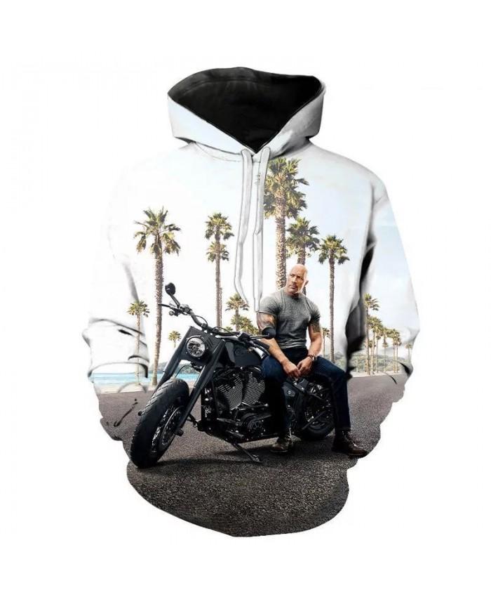 2021 New Aikooki Fast Furious 3D Hoodies Men Women Children Cool Sweatshirts Fashion Pullover Boy Girl Hoody Streetwear Tops