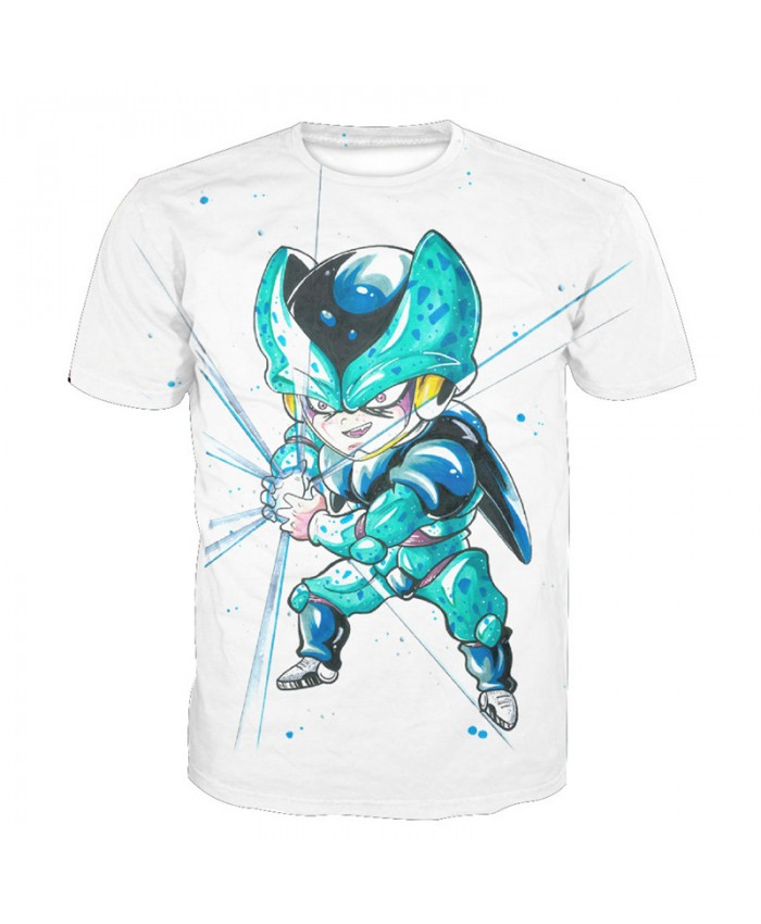 2021 Dragon Ball Z t-shirt Men Anime tshirt 3D Printed funny t shirts Comic Tops 6xl Camiseta harajuku Tee Boy Pokemon Costume Homme G