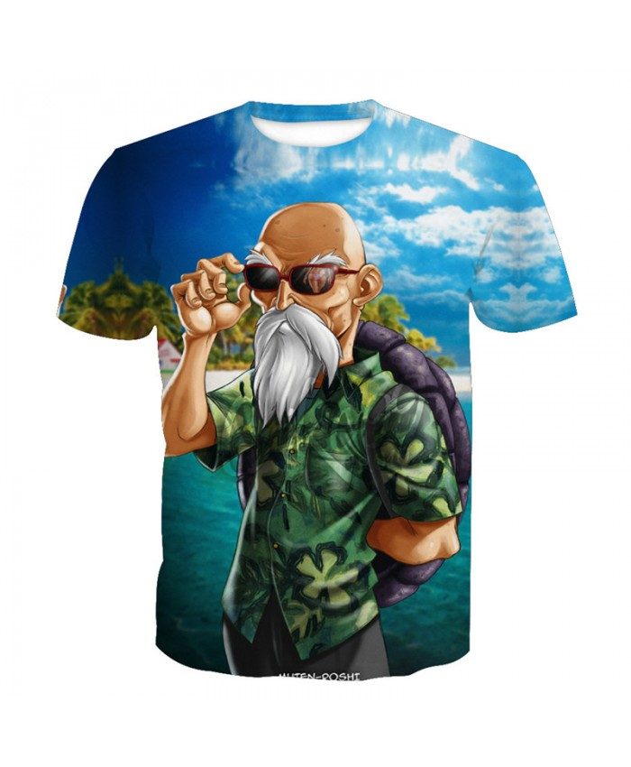 2019 Dragon Ball Z t-shirt Men Anime tshirt 3D Printed funny t shirts Comic Tops 6xl Camiseta harajuku Tee Boy Pokemon Costume Homme I