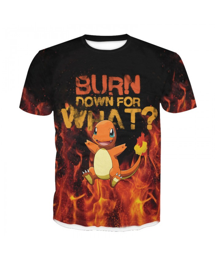 2018 Dragon Ball Z t-shirt Men Anime tshirt 3D Printed funny t shirts Comic Tops 6xl Camiseta harajuku Tee Boy Pokemon Costume Homme Q