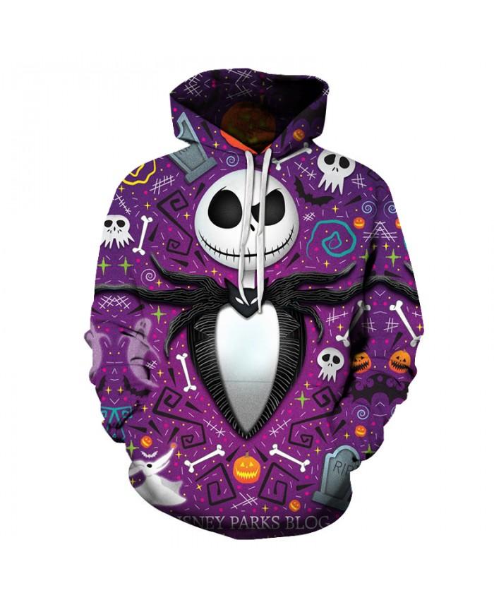 2021 Halloween Monster 3D Hoodies Men Hoody Harajuku Hoodie Streatwear Sweatshirt Tracksuit Pullover Hip Hop Dropship