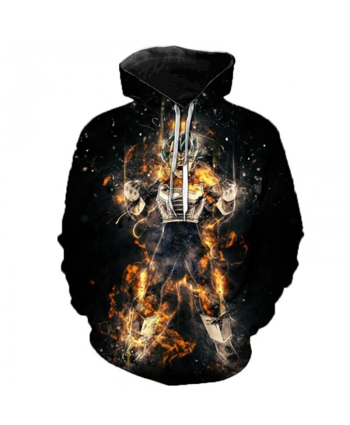 2021 Anime Dragon Ball Super 3D Print Hoodies Men Women Spring Outerwear Harajuku 3D Kid Goku Hoodie Sweatshirts Men Puls Size A