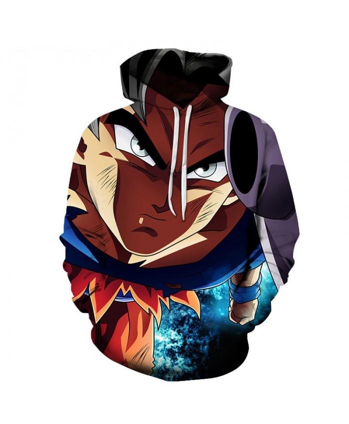 2021 New Dragon Ball Topping Things 3D Hoodies Mens Pullover Sweatshirt Brand Pullover Hoodie Casual Hoodies Men