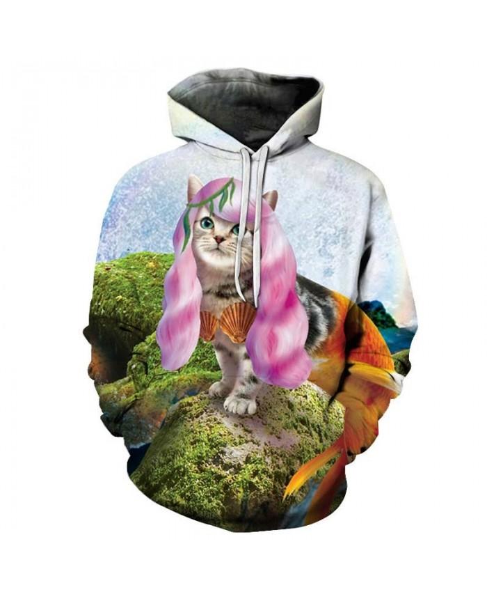 2019 New Rainbow Rain Men hoodies Pullover Sportsuit Pullover Sweatshirt Casual Hoodie Long Sleeve Men
