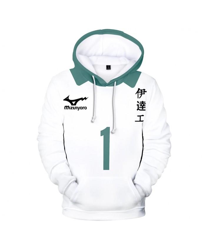 Haikyuu Hot Anime Haikyuu Hoodies Men women Fashion Pullover 3D Print Haikyuu Men's Hoodies Sweatshirt Harajuku Clothes