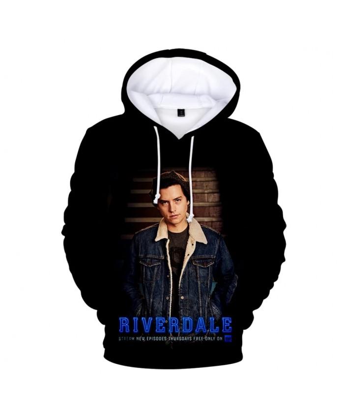 Fashion 3D Riverdale Hoodies Men pullovers Women Hooded Casual Kids Long Sleeve 3D Print Riverdale Hoodies boys girls Sweatshirt