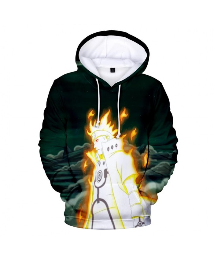 New 3D Fashion Cartoon Naruto Men and Women Hoodie Casual Pop Children Fall Winter Pop Pullover Kids Sweatshirt hoody