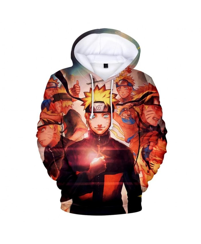 Hot Anime Naruto 3D Hoodies Sweatshirts Men women Hoodie Fashion Print Naruto Kids Hooded Autumn Boys girls Casual pullovers