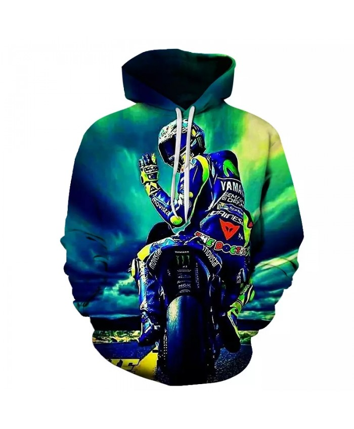 2021 Fashion Men's 3D Hoodie Men Women Hooded Sweatshirts 3D printed motorcycle Fashion Outdoor leisure Tracksuits Man Hoodid