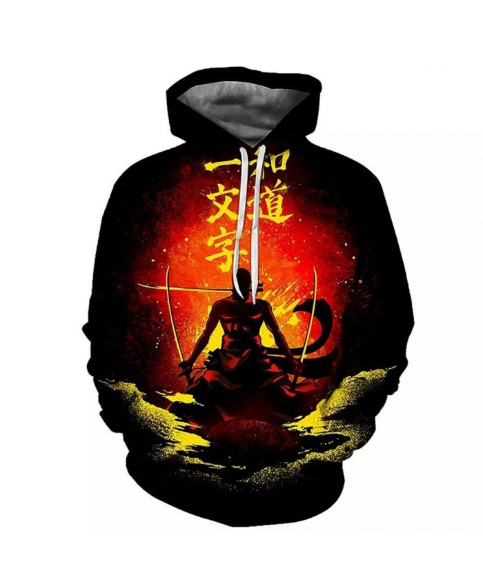 Spring And Autumn Men's And Women's Hoodies 3d Printing Naruto Harajuku Cartoon Anime Fashion Casual Sweatshirt Coat