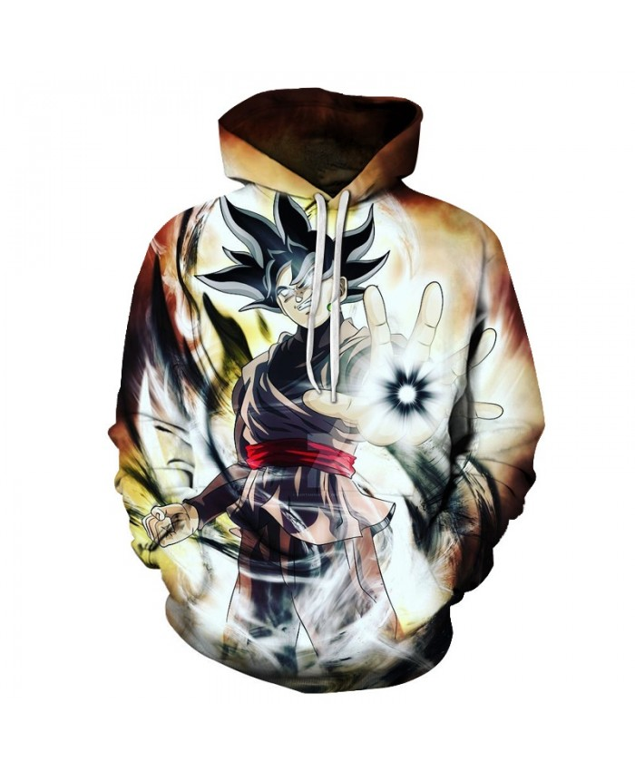 3D Dragon ball Print Cartoon Design Mens Womens Clothing Hip Hop Sweatshirt Hoodies Drop Shipping Wholesalers Suppliers A