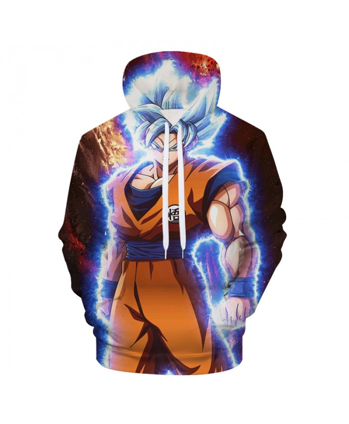 3D Hoodies Men dragon ball Z 3D Full Print Novelty Hoody Sweatshirt Fashion Pullover Tracksuits Streetwear Harajuku Tops Hipster