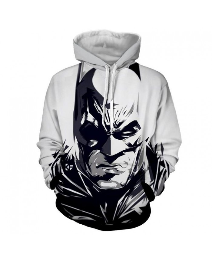 3D Print Batman Unisex Pullover Hoodie Funny Fashion 3D Hoodie Sweatshirt