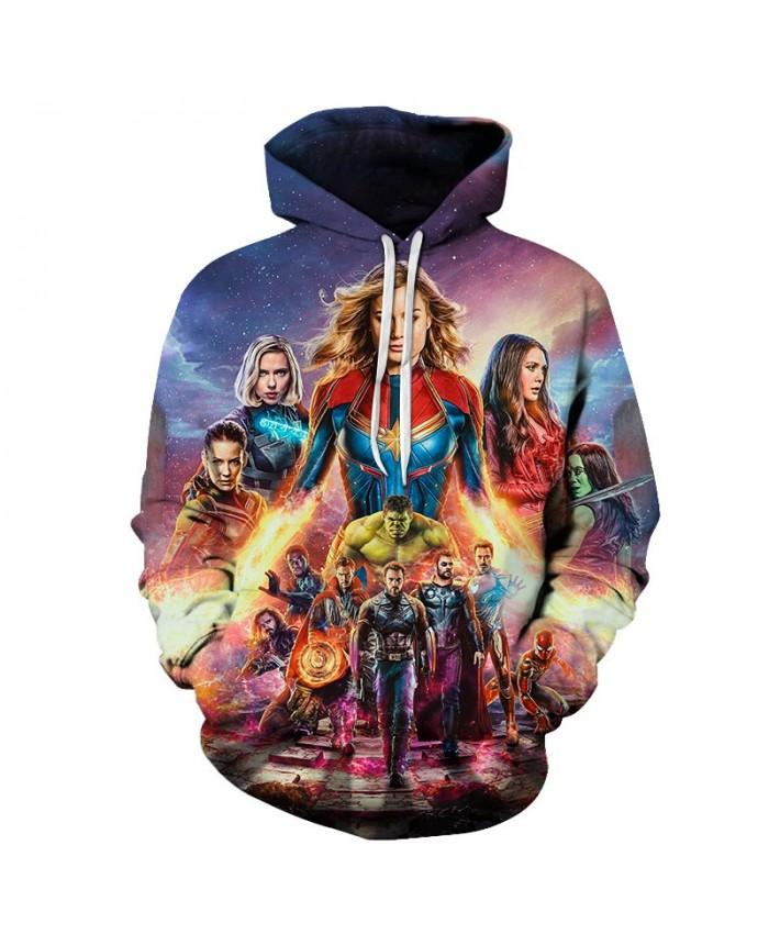 3D Print Domineering The Avengers Men Pullover Sweatshirt Clothing for Men Custom Pullover Hoodie Casual Hoodies Men