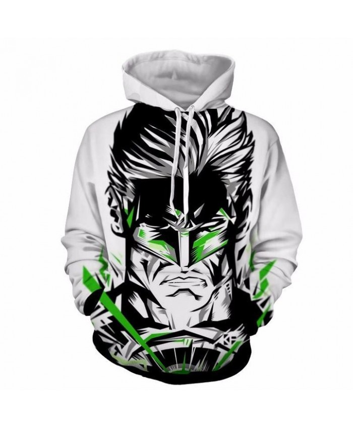 3D Print Green Lantern Unisex Pullover Hoodie Funny Fashion 3D Hoodie Sweatshirt