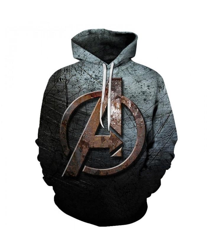 3D Print Hoodie Mens Pullover Sweatshirt Men's Sweatshirt Superhero Captain America Iron Man Hoodie Avengers Final