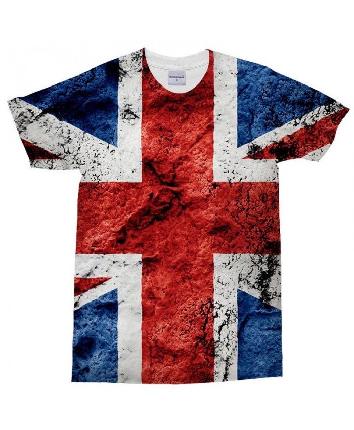 3D Print Rice Shape T Shirt Men tshirt Summer USA Flag Men Short Sleeve Men T Shirts Fashion Tops&Tee Drop Ship