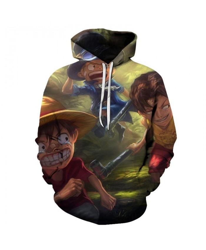 3D Print Round Eyes One Piece Men Hoodies Mens Pullover Sweatshirt Fashion Men Hoodies Pullover Casual Hoodies Men