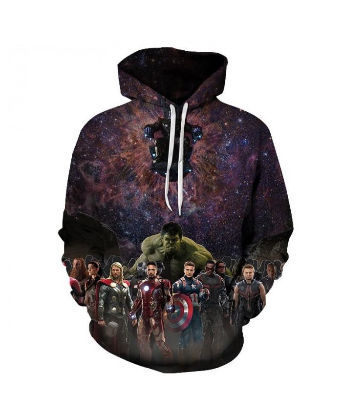 3D Print Sup Hoodie Men Pullover Sweatshirt Avengers End Game Hoodies Men's Sweatshirt Casual Hoodies Men Hoodies Men