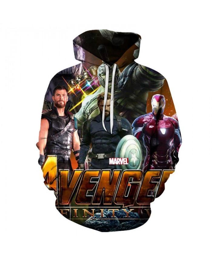 3D Print Sup Hoodie Men's Sweatshirt Marvel Hoodies Hoodies Men's Sweatshirt Fashion Men Avengers Final 2019 Hoodies
