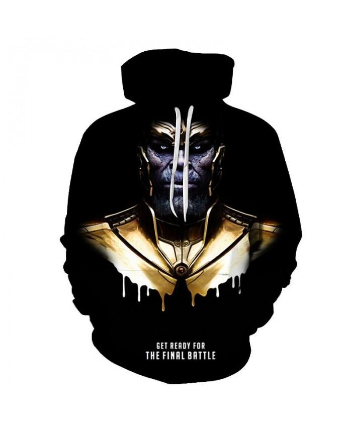 3D Print Sup Hoodie Men's sweatshirt Avengers End Game Hoodies Men's Sweatshirt Fashion Men Hoodies Marvel Hoodies