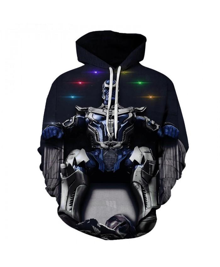 3D Print Sup Hoodie Mens Long Sleeve Sweatshirt Men Avengers End Game Men's Sweatshirt Casual Fashion Men Hoodies