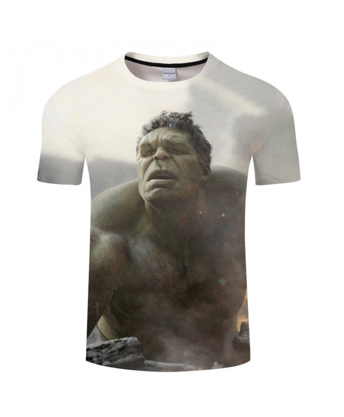 3D Print T Shirt Men Fitness Shirt Casual Avengers Endgame Short Sleeve T Shirt O-neck Crossfit Shirt Tops&Tees Men