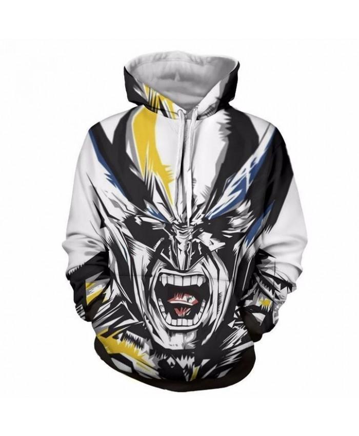 3D Print Wolverine Unisex Pullover Hoodie Funny Fashion 3D Hoodie Sweatshirt