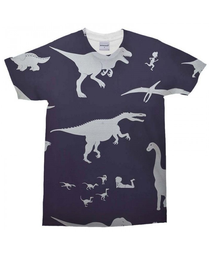 3D Print t shirt Dinosaur Man's T Shirt Men Brand Casual Crossfit Shirt Fashion Men Tops&Tee A