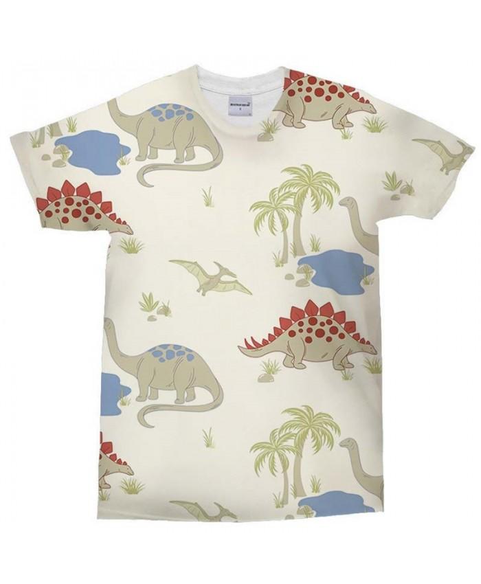 3D Print t shirt Dinosaur Man's T Shirt Men Brand Casual Crossfit Shirt Fashion Men Tops&Tee B
