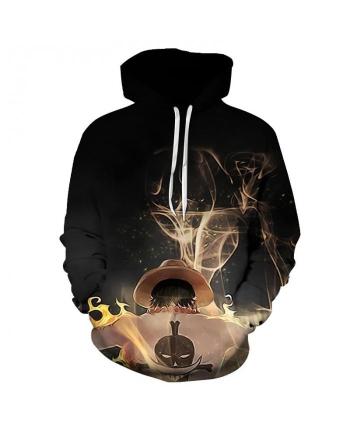 3D Printed A Layer Of Smoke One Piece Men Hoodies Mens Pullover Sweatshirt Fashion Men Hoodies Pullover Casual Men